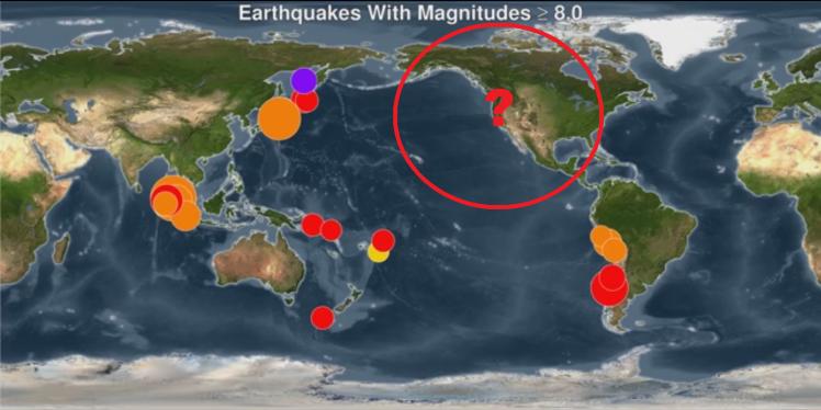 EarthquakesWhen