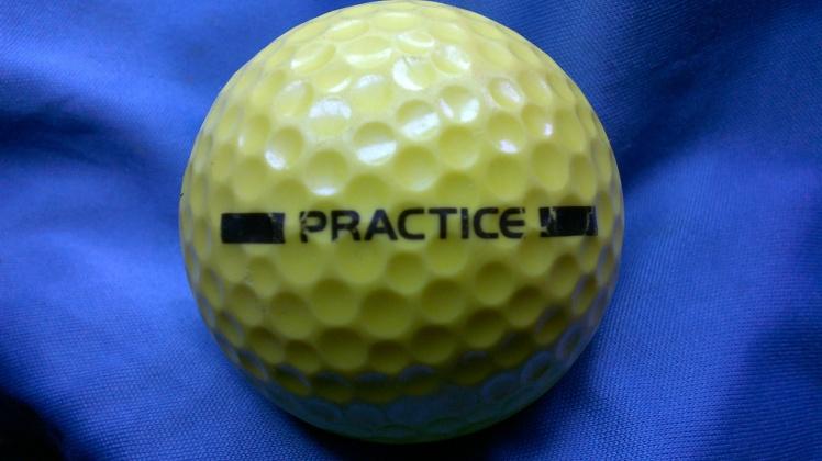 PracticeGolfBall